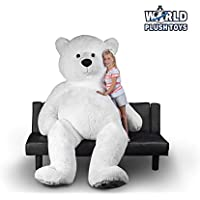 World Plush Toys Giant 8ft. Teddy Bear