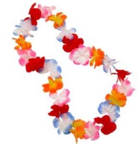 Luau Flower Leis - 24 Pc Party -