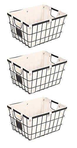 metal basket liner - 9