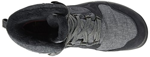 Dark Grey Wolfskin Texapore Iron Rise Hiking Jack Women's High W Vancouver Shoes vH7TnUq