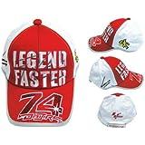 MotoGP DAIJIRO LEGEND FASTER CAP レッド