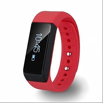 Smartwatch Actividad Rastreador Visualización de la hora ...