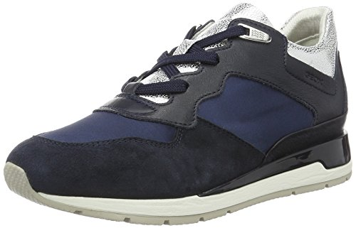 Geox D Shahira B, Women's Low-Top Sneakers