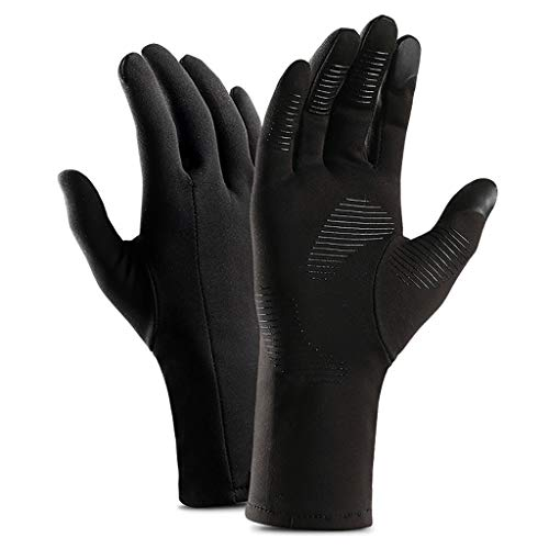 Rumas Touch Screen Gloves & Mittens Waterproof for Women Men - Thinsulate Insulation Ice Fishing Sledding Skiing Snowboard Gloves