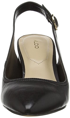 Aldo 97 Arriere Hayzel Femme Noir Black Bride Leather Escarpins OqBwgOv