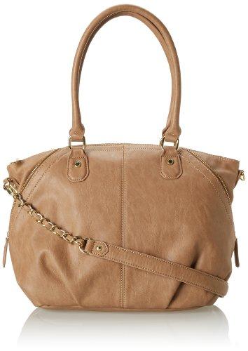 Steve Madden Bsunrize Top Handle Bag,Sand,One Size
