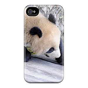 Cute High Quality Iphone 4/4s Sichuan China Panda Case