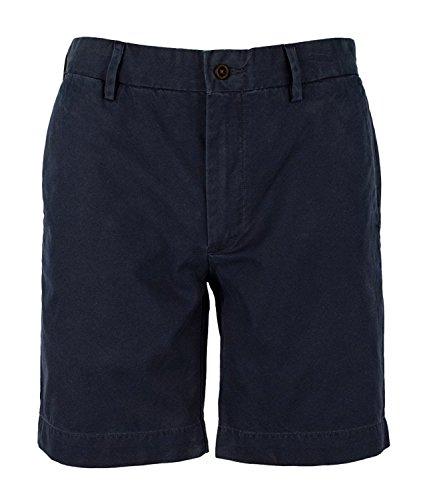 Ralph Lauren Flat Front Shorts - Polo Ralph Lauren Men's Big & Tall Classic Fit Twill Shorts -AN-42T
