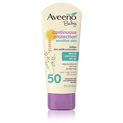 Aveeno Baby Natural Protection Sunscreen