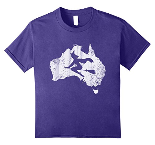 Kids Halloween Australia Witch Costume Shirt 12 (Halloween Costume Australia)