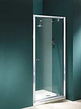 Pivot para mampara de ducha de 760 mm de ancho: Amazon.es ...