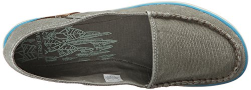 Merrell Womens Duskair Moc Occasionnel Slip-on Mastic