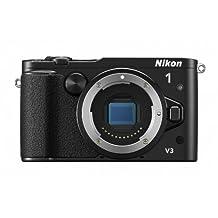 Nikon 1 V3 18.4 MP Mirrorless Digital Camera Body Only (Black)