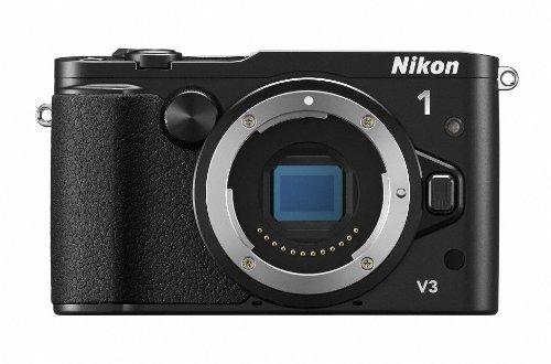 Nikon 1 V3 Digital Camera with 1 NIKKOR VR 10-30mm f/3.5-5.6