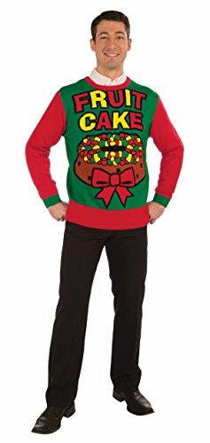 Fruit Cake Sweater Christmas 72123