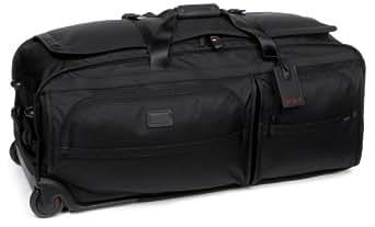 "Tumi Alpha Extra Large 35"" Wheeled Duffel 022042DH,Black,one size"