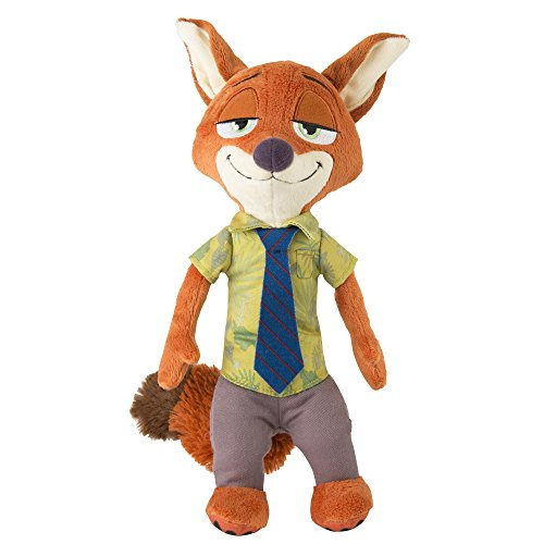 Zootopia Talking Plush Nick Wilde