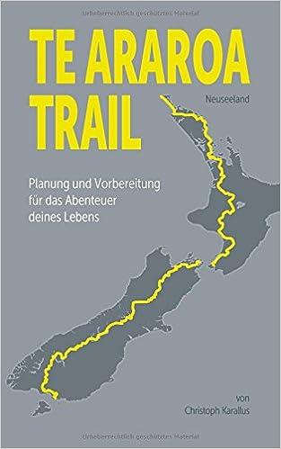 Book Te Araroa Trail