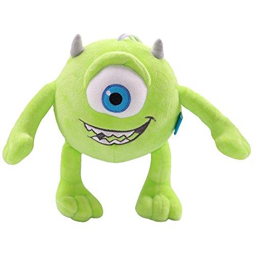 1pcs Mike Monsters University Monster Mike Wazowski Plush Toys Monsters Inc Plush Toys for Best Birthday Gift for Kids