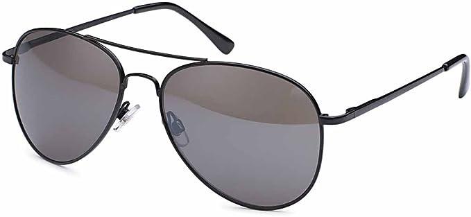 Retro Pilotenbrille Porno-Brille Vintage Sonnenbrille Braun Gold 705 Sunglasses