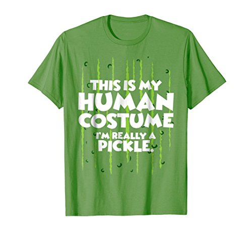I'm Pickle Halloween Costume Shirt Easy Funny Women