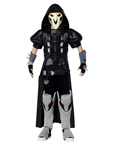 Best reaper overwatch boys costume for 2019