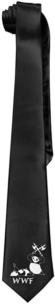 Corbata floral impresa de los hombres para colorear oso de panda ...