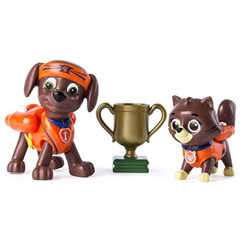 Paw Patrol - Pup-Fu Zuma and Kitty - Rescue Set -