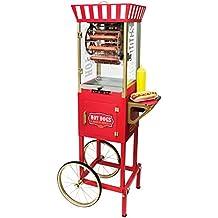 Nostalgia HDF510 Hot Dog Ferris Wheel Cart