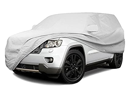 Custom Jeep Grand Cherokee >> Carscover Custom Fit 2011 2019 Jeep Grand Cherokee Suv Car Cover All Weatherproof Ultrashield