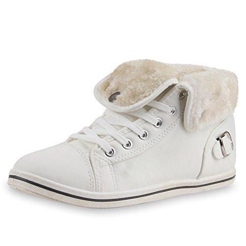 Ital-design - Chaussures De Toile De La Femme, Blanc, Taille 39