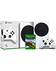 $522 » Xbox Series S - 512GB SSD Console with Wireless Controller, Minecraft Full Game - EU Console with US Adapter Cable