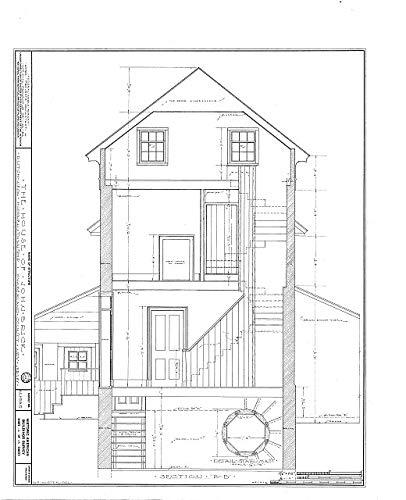 HistoricalFindings Photo: John Brick III House,County Road 50,Dutch Neck,Mercer County,NJ,New Jersey,15 (Brick Furniture Nj)