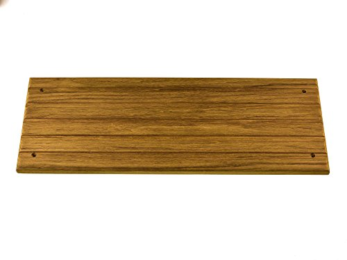 (Whitecap 60502 Teak Deck Step - Large (15