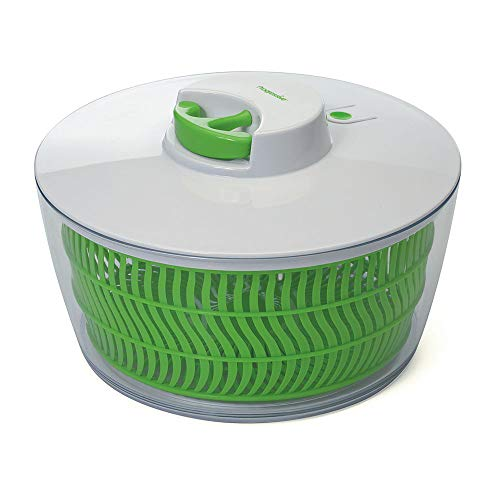 Prep Solutions by Progressive PS-1200 Prep Solutions salad spinner 4 Quart Green