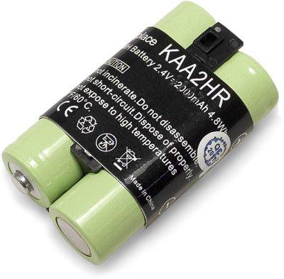Battery for Kodak KAA2HR EasyShare C713 Z740 Z710