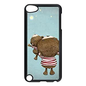 SOPHIA Phone Case Of Cute Cartoon illustration Fashion Style Colorful Painted for iPod Touch 5