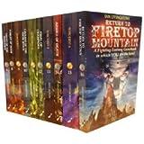 Steve Jackson and Ian Livingstone Fighting Fantasy Collection 10 Books Set