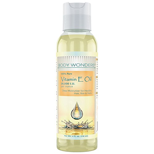 Body Wonders Vitamin E Oil 4 Fl Oz