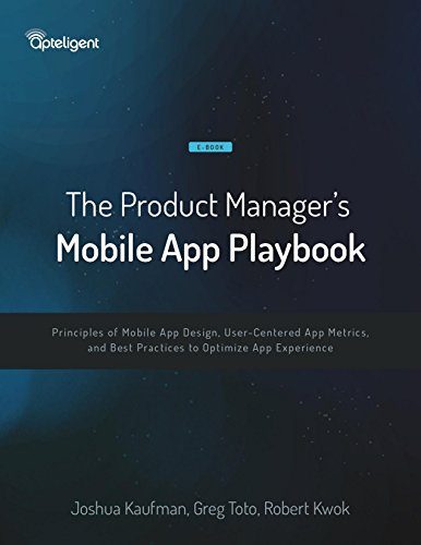 The Product Manager's Mobile App Playbook