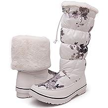 Global Win GLOBALWIN GLOBALWIN's Women's Adeline Winter Snow Boots
