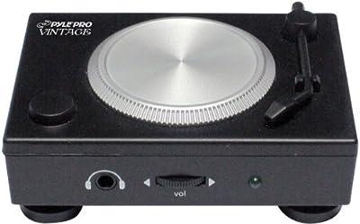 New Pylepro Padri3 Analog-To-Digital Converter/Record To Mp3 W/Pre-Amplifier
