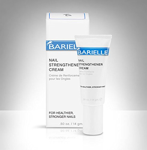 Barielle Nail Strengthener Cream (Barielle Travel Size Nail Stregthener Cream, 0.5-Ounces Tub)
