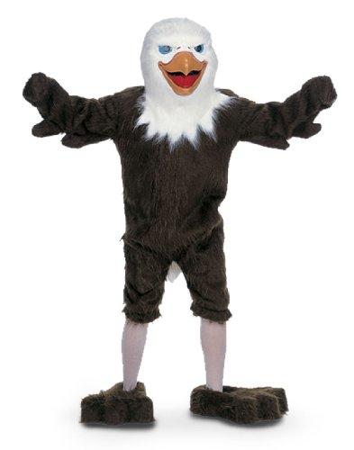Rubie's Eagle Mascot Costume, Brown, One Size]()