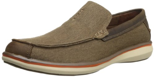 Mark Nason Los Angeles Men's Ryde Slip-On Loafer,Brown Ca...