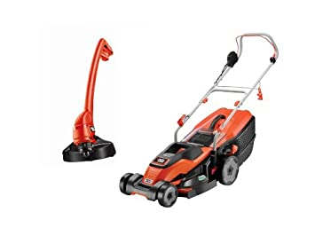 Black+Decker EMAX42GL250 - Cortacésped