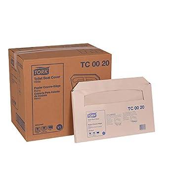 Tork 344088 Toilet Seat Cover Dispenser Black NEW