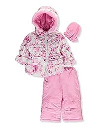 R. 1881 Baby Girls' 2-Piece Snowsuit