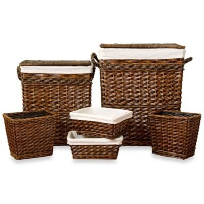 Weston 6-piece Hamper Set by Weston by Weston