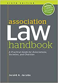 9780880343497: association law handbook: a practical guide for.
